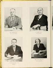 Page 12, 1949 Edition, Sam Houston State Teachers College - Alcalde Yearbook (Huntsville, TX) online yearbook collection