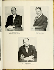 Page 13, 1949 Edition, Sam Houston State Teachers College - Alcalde Yearbook (Huntsville, TX) online yearbook collection