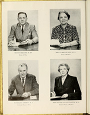Page 14, 1949 Edition, Sam Houston State Teachers College - Alcalde Yearbook (Huntsville, TX) online yearbook collection