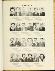 Page 17, 1949 Edition, Sam Houston State Teachers College - Alcalde Yearbook (Huntsville, TX) online yearbook collection