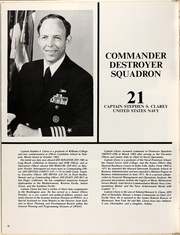 Page 14, 1984 Edition, Henry Wilson (DDG 7) - Naval Cruise Book online yearbook collection