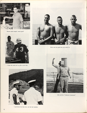Page 16, 1984 Edition, Henry Wilson (DDG 7) - Naval Cruise Book online yearbook collection