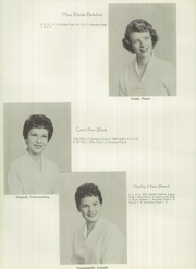 Page 14, 1957 Edition, Villa Madonna Academy - Ros Maris Yearbook (Villa Hills, KY) online yearbook collection