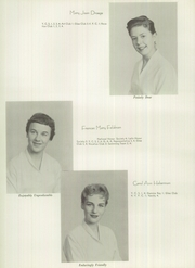 Page 16, 1957 Edition, Villa Madonna Academy - Ros Maris Yearbook (Villa Hills, KY) online yearbook collection