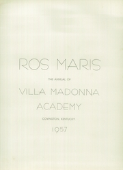 Page 5, 1957 Edition, Villa Madonna Academy - Ros Maris Yearbook (Villa Hills, KY) online yearbook collection