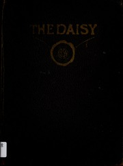Page 1, 1921 Edition, Kentucky College for Women - Daisy Yearbook (Danville, KY) online yearbook collection