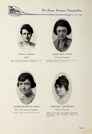 Page 12, 1921 Edition, Kentucky College for Women - Daisy Yearbook (Danville, KY) online yearbook collection