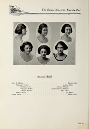 Page 8, 1921 Edition, Kentucky College for Women - Daisy Yearbook (Danville, KY) online yearbook collection