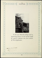 Page 4, 1927 Edition, Pikeville College - Highlander Yearbook (Pikeville, KY) online yearbook collection