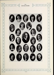 Page 9, 1927 Edition, Pikeville College - Highlander Yearbook (Pikeville, KY) online yearbook collection