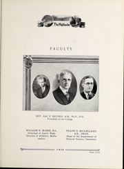 Page 11, 1929 Edition, Pikeville College - Highlander Yearbook (Pikeville, KY) online yearbook collection