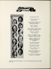Page 12, 1929 Edition, Pikeville College - Highlander Yearbook (Pikeville, KY) online yearbook collection