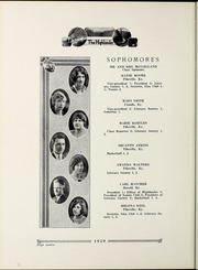 Page 16, 1929 Edition, Pikeville College - Highlander Yearbook (Pikeville, KY) online yearbook collection