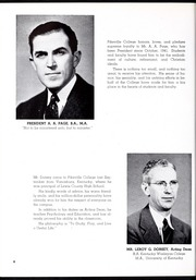 Page 12, 1945 Edition, Pikeville College - Highlander Yearbook (Pikeville, KY) online yearbook collection