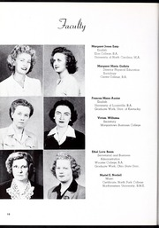 Page 14, 1945 Edition, Pikeville College - Highlander Yearbook (Pikeville, KY) online yearbook collection