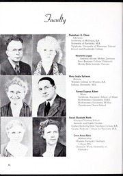 Page 16, 1945 Edition, Pikeville College - Highlander Yearbook (Pikeville, KY) online yearbook collection