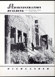 Page 12, 1949 Edition, Pikeville College - Highlander Yearbook (Pikeville, KY) online yearbook collection