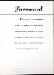 Page 8, 1949 Edition, Pikeville College - Highlander Yearbook (Pikeville, KY) online yearbook collection