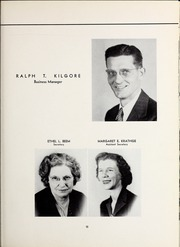 Page 17, 1950 Edition, Pikeville College - Highlander Yearbook (Pikeville, KY) online yearbook collection