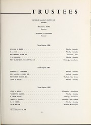 Page 9, 1950 Edition, Pikeville College - Highlander Yearbook (Pikeville, KY) online yearbook collection