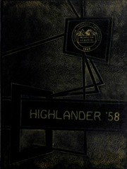 Page 1, 1958 Edition, Pikeville College - Highlander Yearbook (Pikeville, KY) online yearbook collection