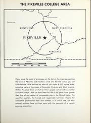 Page 9, 1958 Edition, Pikeville College - Highlander Yearbook (Pikeville, KY) online yearbook collection