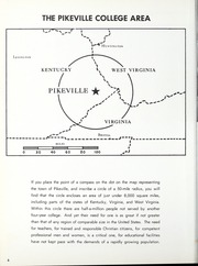 Page 10, 1960 Edition, Pikeville College - Highlander Yearbook (Pikeville, KY) online yearbook collection