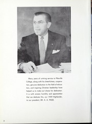 Page 6, 1960 Edition, Pikeville College - Highlander Yearbook (Pikeville, KY) online yearbook collection