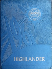 Page 1, 1961 Edition, Pikeville College - Highlander Yearbook (Pikeville, KY) online yearbook collection