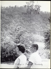 Page 5, 1961 Edition, Pikeville College - Highlander Yearbook (Pikeville, KY) online yearbook collection