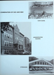 Page 11, 1963 Edition, Pikeville College - Highlander Yearbook (Pikeville, KY) online yearbook collection