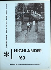 Page 5, 1963 Edition, Pikeville College - Highlander Yearbook (Pikeville, KY) online yearbook collection