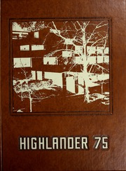 1975 Edition, Pikeville College - Highlander Yearbook (Pikeville, KY)