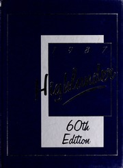 1987 Edition, Pikeville College - Highlander Yearbook (Pikeville, KY)