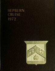 Page 1, 1972 Edition, Hepburn (DE 1055) - Naval Cruise Book online yearbook collection