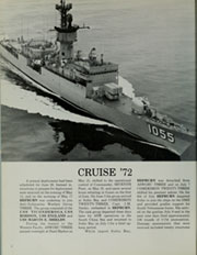 Page 6, 1972 Edition, Hepburn (DE 1055) - Naval Cruise Book online yearbook collection
