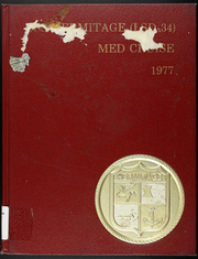 1977 Edition, Hermitage (LSD 34) - Naval Cruise Book