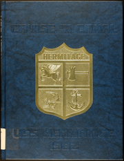 Page 1, 1982 Edition, Hermitage (LSD 34) - Naval Cruise Book online yearbook collection