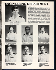 Page 15, 1982 Edition, Hermitage (LSD 34) - Naval Cruise Book online yearbook collection