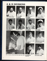 Page 16, 1982 Edition, Hermitage (LSD 34) - Naval Cruise Book online yearbook collection