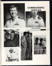Page 9, 1982 Edition, Hermitage (LSD 34) - Naval Cruise Book online yearbook collection