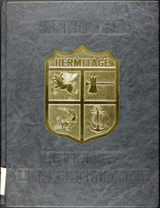 1986 Edition, Hermitage (LSD 34) - Naval Cruise Book