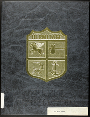 1988 Edition, Hermitage (LSD 34) - Naval Cruise Book