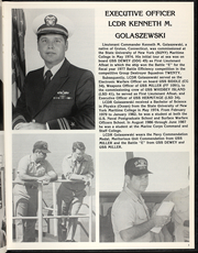 Page 7, 1988 Edition, Hermitage (LSD 34) - Naval Cruise Book online yearbook collection