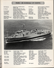 Page 9, 1988 Edition, Hermitage (LSD 34) - Naval Cruise Book online yearbook collection