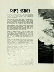 Page 10, 1969 Edition, Higbee (DD 806) - Naval Cruise Book online yearbook collection