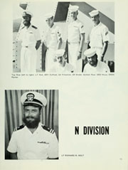 Page 17, 1969 Edition, Higbee (DD 806) - Naval Cruise Book online yearbook collection