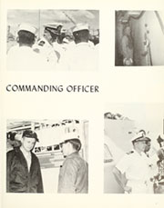 Page 7, 1969 Edition, Herbert Thomas (DD 833) - Naval Cruise Book online yearbook collection