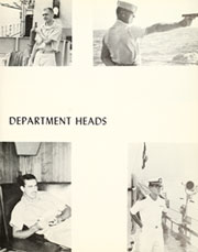 Page 9, 1969 Edition, Herbert Thomas (DD 833) - Naval Cruise Book online yearbook collection