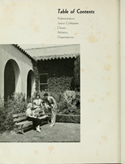 Page 10, 1936 Edition, Compton College - Dar U Gar Yearbook (Compton, CA) online yearbook collection